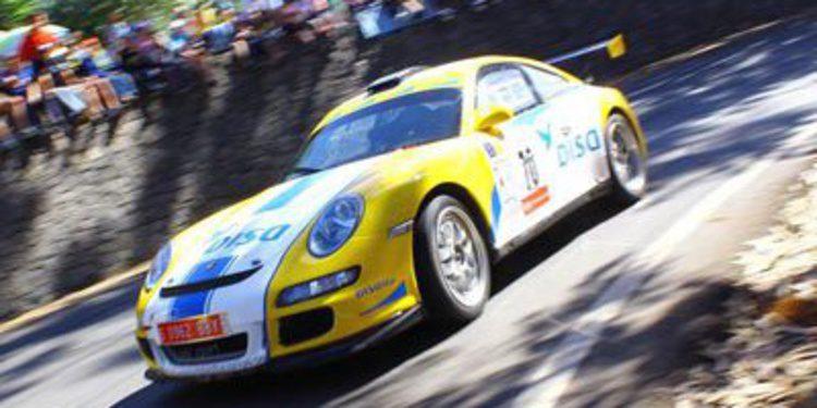 Lista de inscritos del 39º Rally Islas Canarias 'El Corte Inglés'