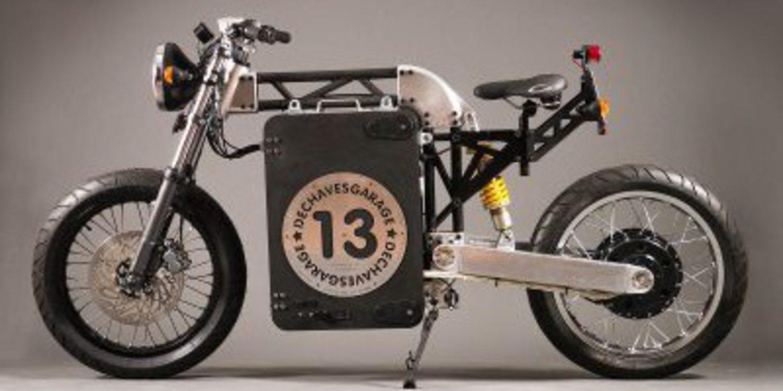Entrevistamos al diseñador de motos Pablo De Chaves