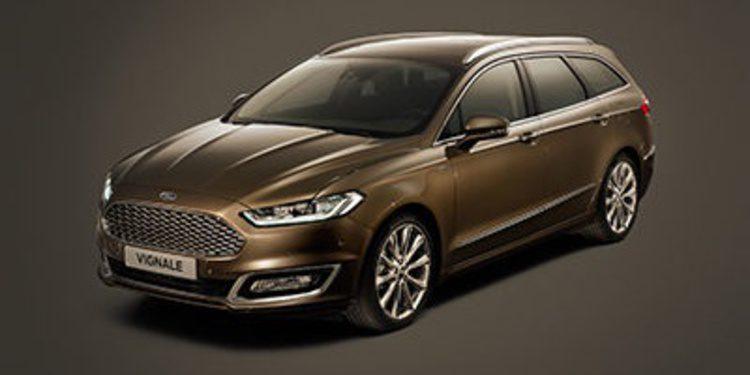 Ford presenta el nuevo Vignale Mondeo