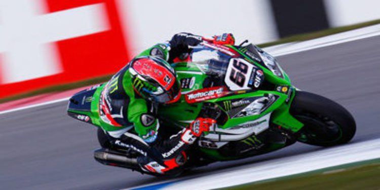 'Mr. Superpoleman' ha vuelto... ¡Tom Sykes pole en Assen!