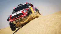 Inscritos en coches en el Sealine Cross Country Rally 2015