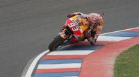 Intenso duelo en el FP3 de MotoGP en Argentina