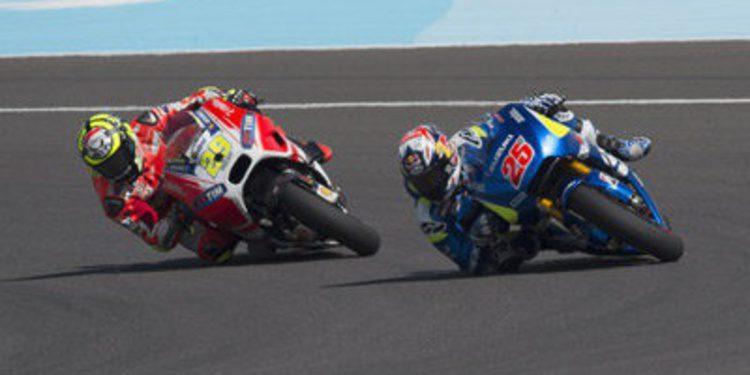 Declaraciones tras la Q2 de MotoGP del GP de Argentina