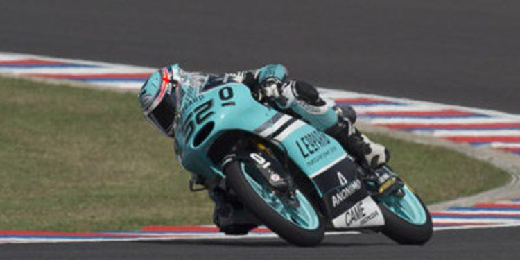 Danny Kent dibuja su propia Moto3 con otra victoria en Argentina