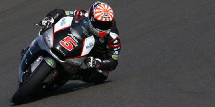 Johann Zarco gana en Termas y es nuevo líder en Moto2