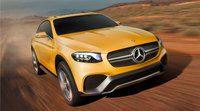 El nuevo SUV de Mercedes ya tiene nombre: GLC Coupé