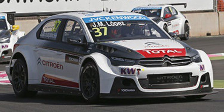 Citroën Racing, satisfechos con su dominio en Marrakech