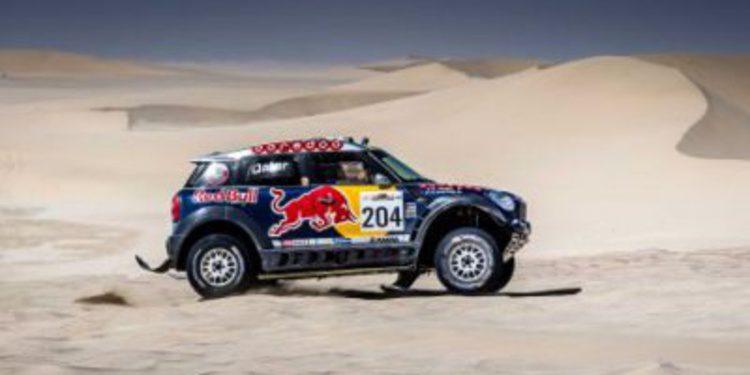 Walkner y Al-Attiyah ganan la etapa 2 del Sealine Rally