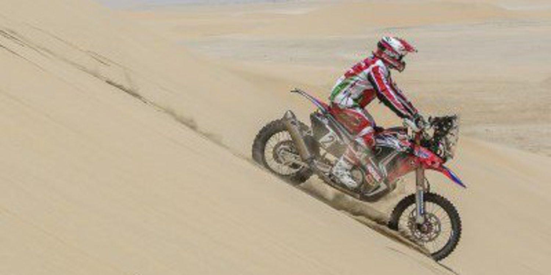 Gonçalves y Al-Attiyah ganan la etapa 3 del Sealine Rally