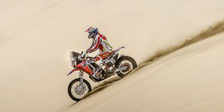 Barreda y Al-Rajhi ganan la etapa 4 del Sealine Rally