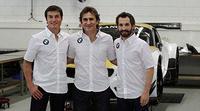 Alex Zanardi compartirá coche con Bruno Spengler y Timo Glock