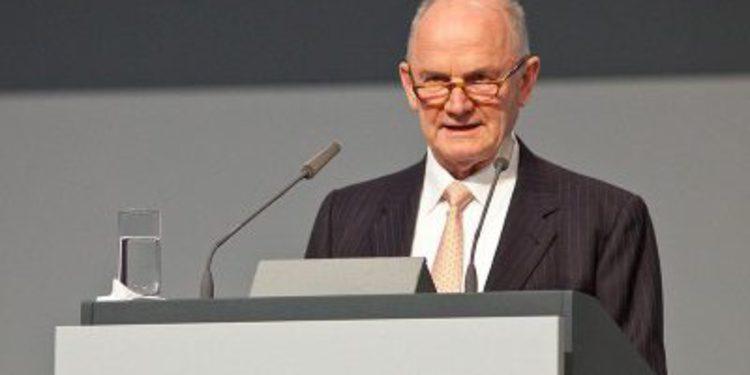 Piëch dimite como presidente del consejo en Volkswagen