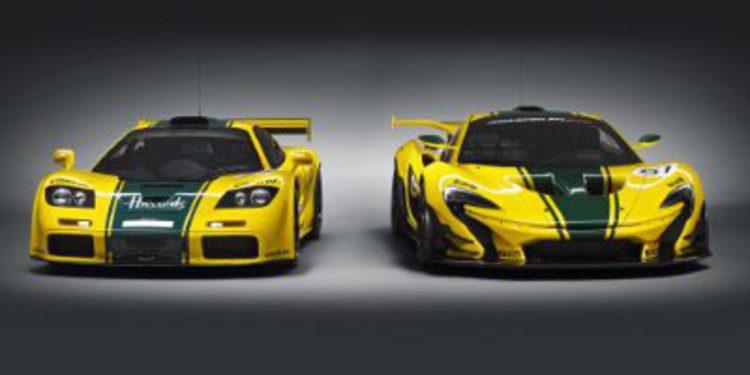 El McLaren P1 GTR tendrá nueva versión matriculable