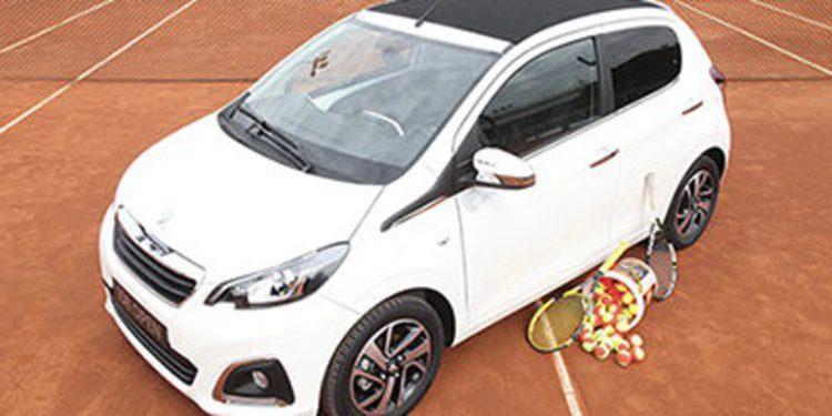 Llega el nuevo Peugeot 108 Open