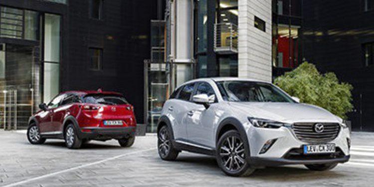 Mazda llevará cinco novedades a Barcelona