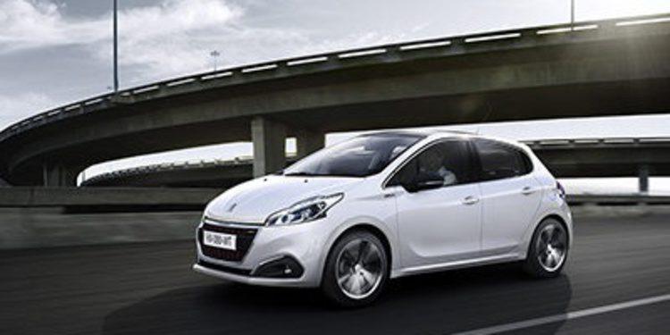 El renovado Peugeot 208 ya disponible en España