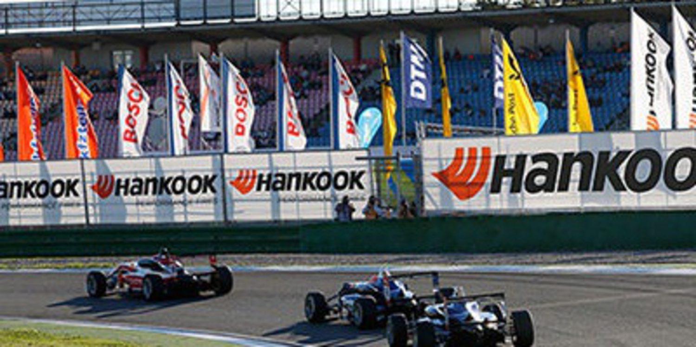 Hockenheim; segundo asalto del FIA F3