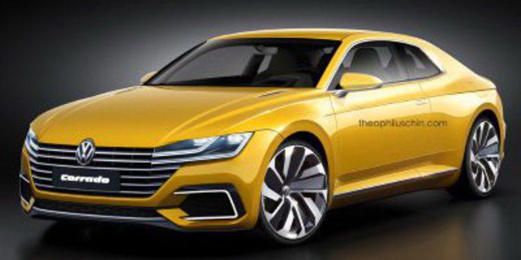El Volkswagen Corrado resucitado en renders