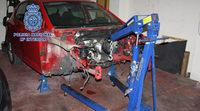 Una importante operación policial recupera 70 coches robados