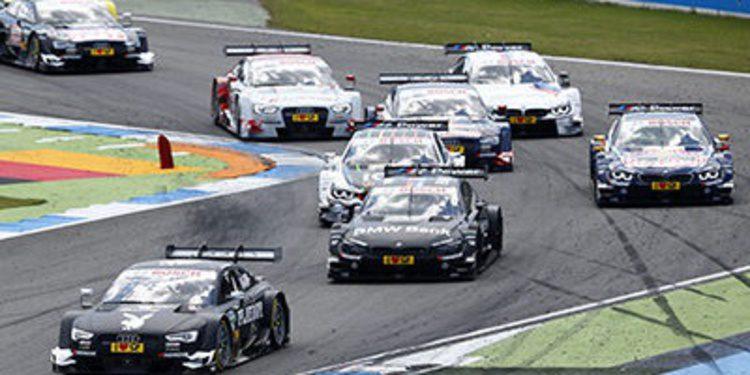 Hockenheim estrena el nuevo formato del DTM