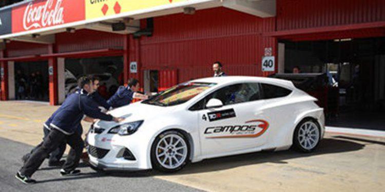 Oscar Nogués correrá en Valencia con Campos Racing