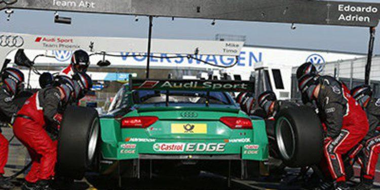 Edoardo Mortara repite en el FP2 de Hockenheim