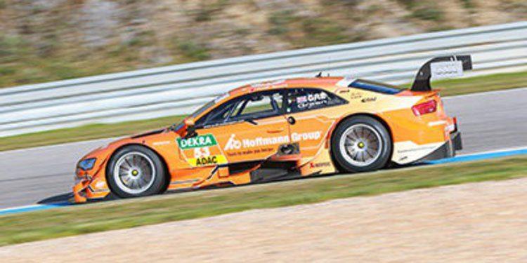Jamie Green es el primer poleman del DTM en Hockenheim