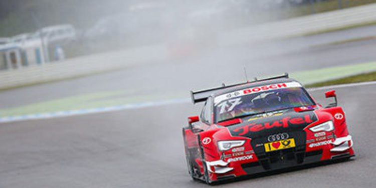 Molina penalizado para la segunda carrera en Hockenheim