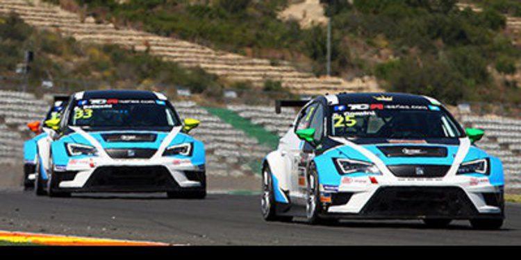 Comini gana la segunda carrera en Valencia en el TCR