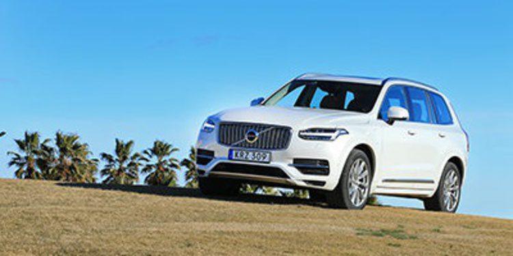 Volvo contrata 1.500 empleados para el XC90