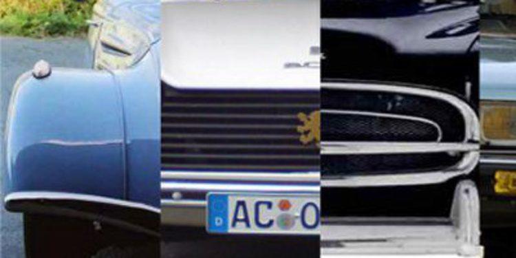 Cuatro modelos de Peugeot que soplan velas este mes