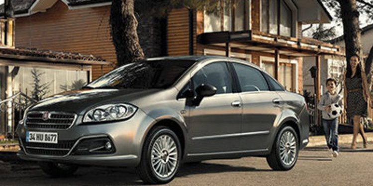 Fiat presentará en Estambul su nuevo compacto sedán