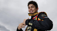 Esteban Ocón piloto de pruebas de Mercedes en el DTM