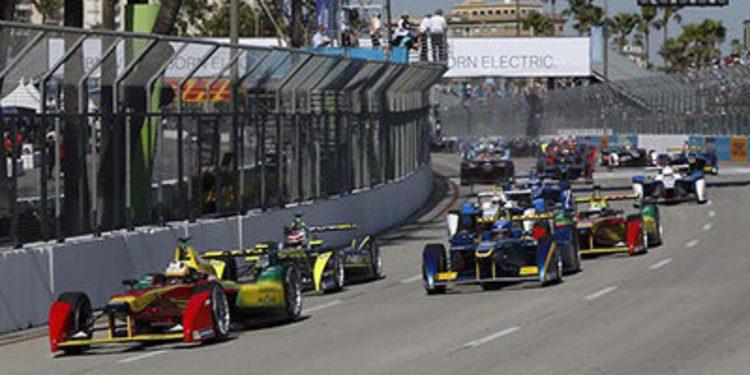 Previo: La Fórmula E disputa su primera cita Europea