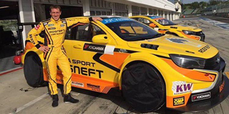 Jaap Van Lagen competirá con Lada en la carrera del WTCC en el Nordschleife