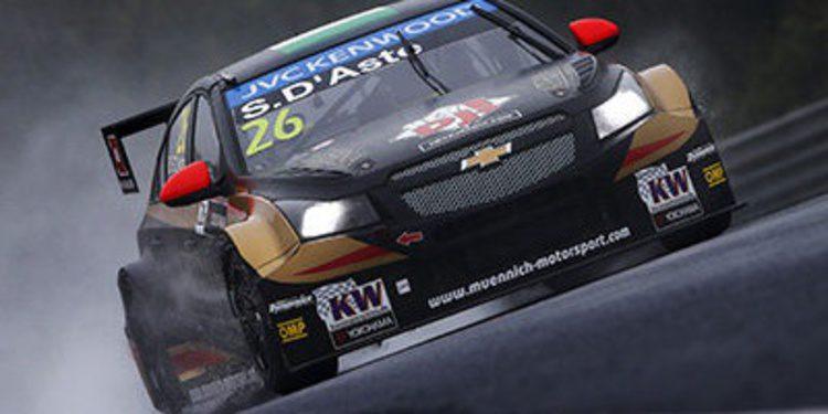 Pesos de compensación para la carrera de Nurburgring Nordschleife