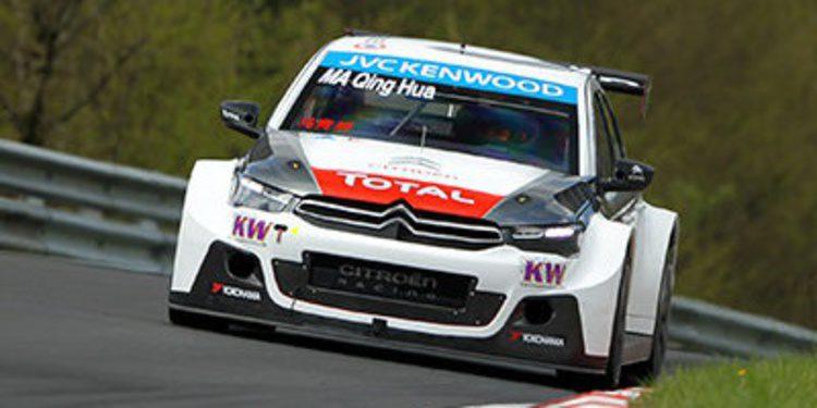 Citroën Racing se rinde ante el encanto del Infierno Verde