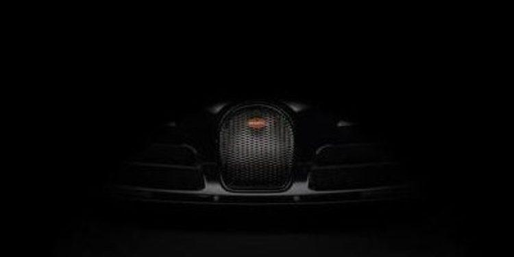 Bugatti ya prueba la segunda generación del Veyron