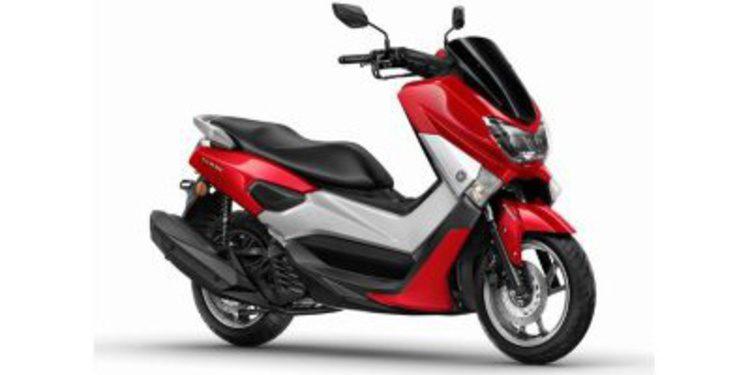 Yamaha lanzará el nuevo scooter N Max 125 en junio