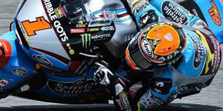 Tito Rabat lidera los libres de Moto2 en Le Mans