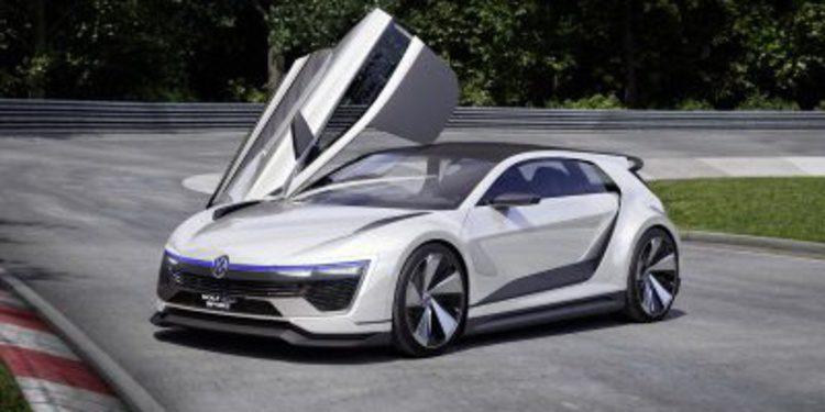 Volkswagen Golf GTE Sport Concept: 400 CV híbridos