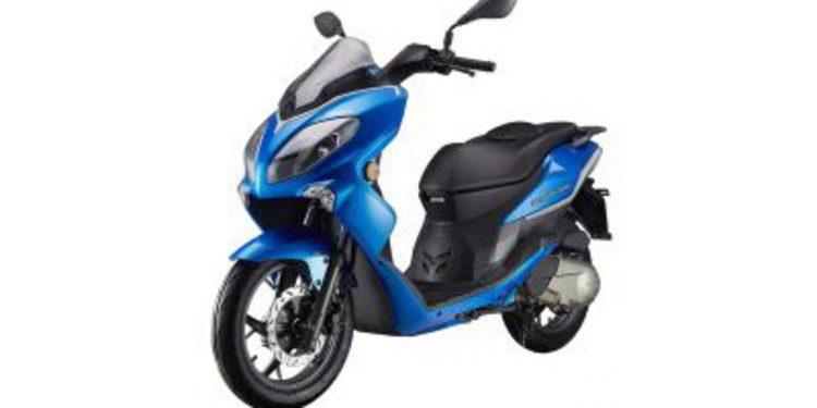 Keeway introduce el nuevo scooter Cityblade 125
