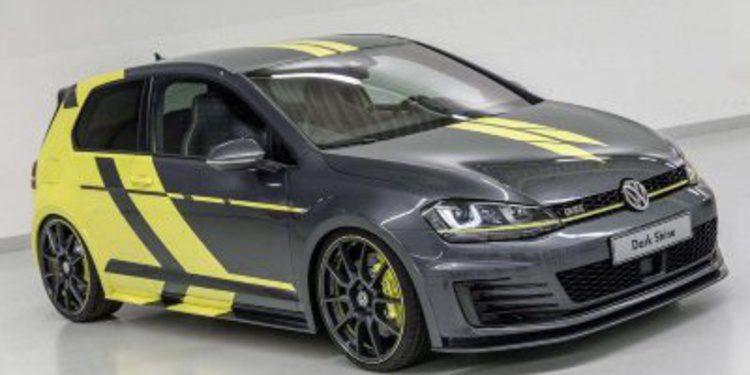 Volkswagen Golf GTI Dark Shine para el Wörthersee