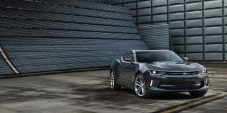 Presentación oficial del nuevo Chevrolet Camaro 2016