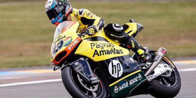 Pole de Moto2 para Alex Rins en Le Mans