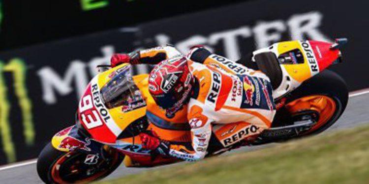 Marc Márquez se anota la pole de MotoGP en Le Mans