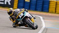 Thomas Luthi logra la victoria en Le Mans