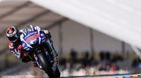 Jorge Lorenzo sube a lo más alto en Le Mans
