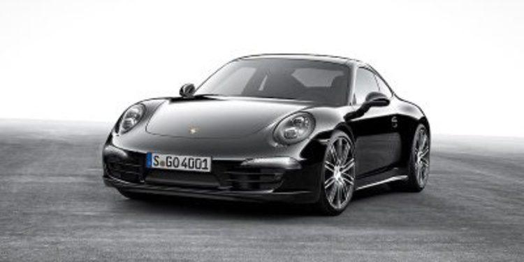 Porsche lanza los 911 y Boxster Black Edition