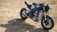 La nueva BMW S 1000R café racer de Orlando Bloom